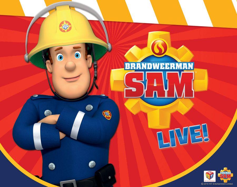 Brandweerman Sam Piekepolder Op Stelten Familievoorstelling