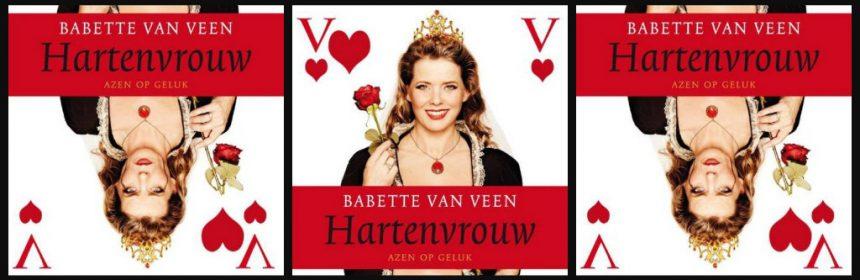 Hartenvrouw Babette van Veen populaire psychologie LeV boeken toekomst scheiden echtscheiding geluk verdriet