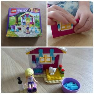 Lego Friends 41029 Stephanie's lammetje