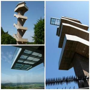 Wilhelminatoren Vaals Skywalk