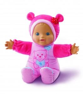 Little love kiekeboe baby Vtech babypop