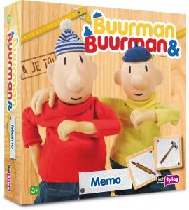 buurman en buurman memo spel memorie memory just2play