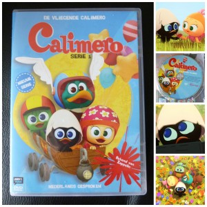 Calimero DVD 3D animatie Zappelin Just4Kids