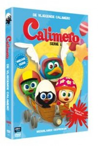 Calimero DVD Just4Kids 3D animatie
