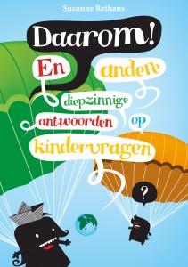 Daarom antwoorden kindervragen uitgeverij SNOR vragen kinderen Suzanne Rethans