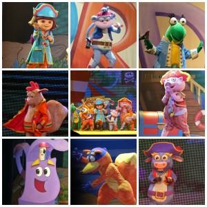 Premiere Dora Live Dora's Piratenavontuur van Hoorne Junior