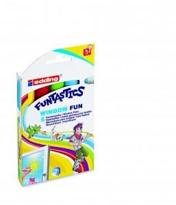 Edding Funtastics Window Fun raamstiften