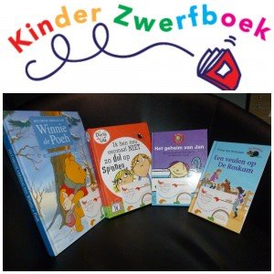 Kinderzwerfboek kinderboek zwerven