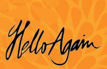 Hello Again restaurant leusden logo fondue
