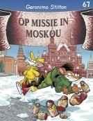op missie in moskou geronimo stilton de wakkere muis rusland