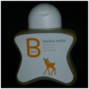 Bbie Beebie oolie babyolie baby olie laifline cosmetics huidverzorging