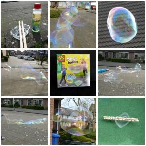 SES Mega Bubble SES Mega Bubbles reuze bellen