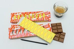 SNOR chocolade wereld van snor