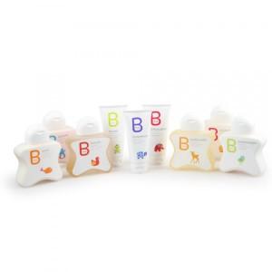 Bbie producten baby huidverzorging