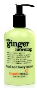 treacle moon one ginger morning