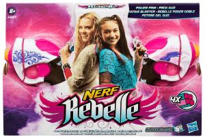 NERF Rebelle Best Friends Blaster Power Pair Hasbro