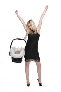 Cocobelt draagriem maxi cosy babyautostoeltje