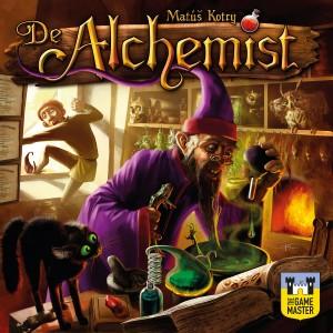 De Alchemist the game master nieuw spel spellen gezelschapsspel