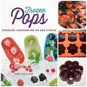 Frozen Pops collage