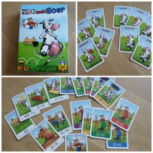 koe zoekt boer kaartspel the game master familiespel