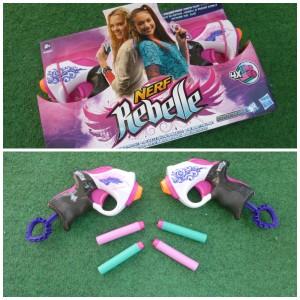 Nerf Rebelle Best Friends Blaster Hasbro Power pair