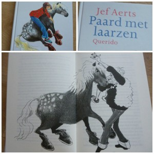 Paard met laarzen jef aerst querido kinderboek