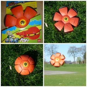 Goliath Games Phlat Ball frisbee disk bal  buitenspelgoed buiten spelen