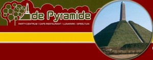 Pyramide van Austerlitz piramide Austerlitz speeltuin lunapark horeca