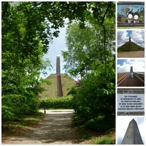 Pyramide van Austerlitz piramide napeleon bonaparte monument
