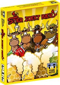 stier zoekt bier the game master spel kaartspel