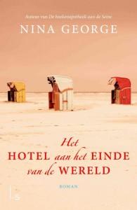 het hotel aan het einde van de wereld nina george roman
