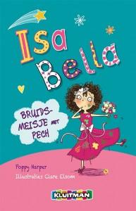 isa bella bruidsmeisje met pech poppy harper graphic novel kluitman