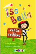 isa bella chaos op de camping poppy harper kluitman graphic-novel