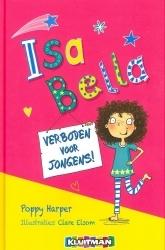 Isa Bella Verboden voor jongens  deel 1 poppy harper graphic novel