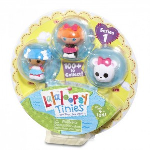 lalaloopsy tinies 3-pack verzamel ze allemaal