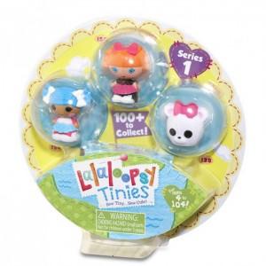 lalaloopsy tinies 3-pack verzamel ze allemaal