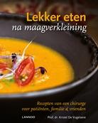 lekker eten na maagverkleining recepten kookboek