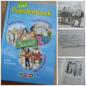 3-in-1 Paardenboek De Bleshof recensie nicolle christiaanse kluitman