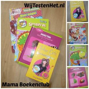 Mama Boekenclub Pakket 8-14 jaar