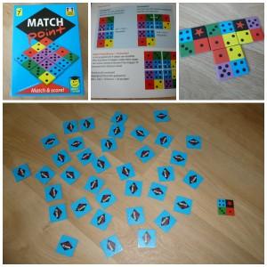 MatchPoint the Game Master gezelschapsspel educatief rekenen spelletje