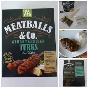 Meatballs & Co Gehaktkruiden Turkse Sis Köfte