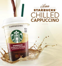 Starbucks Discoveries Cappuccino #chillmoment