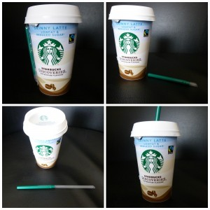 Starbucks Discoveries skinny Latte #chillmoment