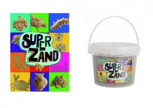 SuperZand boek knutselen emmer zand kinetisch zand