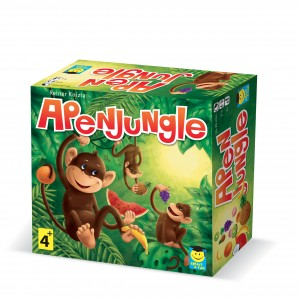 Apenjungle The Game Master familiespel memorie