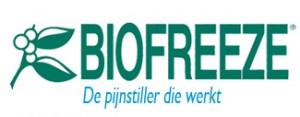 Biofreeze koude therapie spierpijn pijnlijke gewrichten ehbo zelfzorg