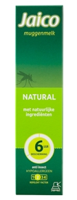 jaico natural spray muggenspray muggen melk