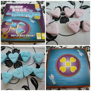 Boter kaas en hartjes spel recensie boter kaas en eieren 3D nova carta cadeau snoepspel