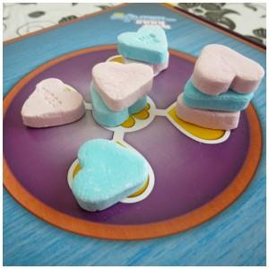 Boter kaas en hartjes 3D recensie spel nova carta cadeau snoep boter kaas en eieren