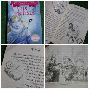 De IJsprinses Prinsessen van Fantasia Thea Stilton De Wakkere Muis recensie